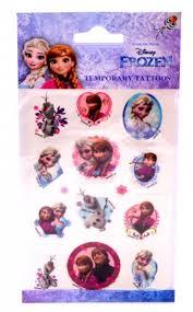 Tetování Frozen Skl01 Vaše Online Papírnictví