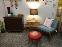 Vintage Mid Century Modern Furniture at Loft 63