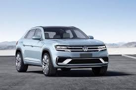 2018 volkswagen new models. wonderful models 2018 vw tiguan coupe r front to volkswagen new models