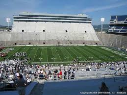 Beaver Stadium Seat Views Section By Section