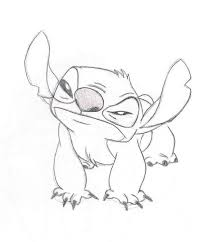 Lilo And Stitch Coloring Pages Printable Hand Drawing 789 Super