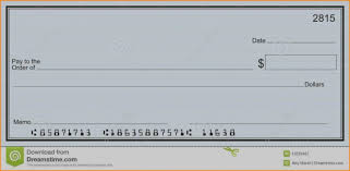 blank check templates 15 blank check templates for microsoft word saint connect great of