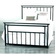Wrought Iron Bed Frame Full King Antique Size Queen – golias