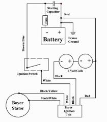 Mallory Ignition Wiring Diagram Internal