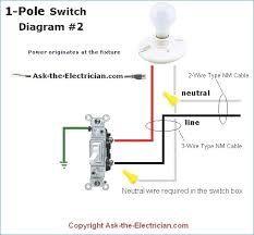 a single pole switch wiring wiring diagrams best 1 pole light switch wiring diagram wiring diagram data leviton light switch wiring diagram a single pole switch wiring