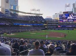 Petco Park Seating Chart Field Box Petco Park Section 113 Home Of San Diego Padres