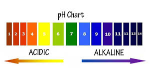 Alkaline Ph Level Chart The Alkaline Diet Eat Your Greens