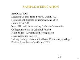 education high school resume how to list high school education on resume megakravmaga com
