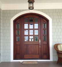 arched front doorArch Top Mahogany Doors  Traditional  Entry  Other  by M4LInc