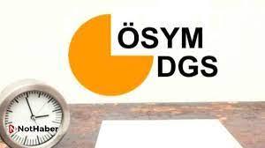 DGS tercih sonuçları açıklandı mı? AİS 2021 DGS yerleştirme sonuçları  sorgulama ekranı! - NotHaber