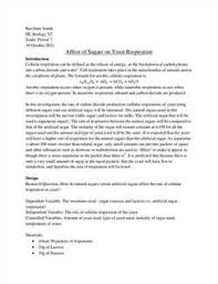 ap biology cellular respiration lab report scribd cell respiration lab report