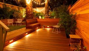 deck lighting. Practical Deck Lighting Ideas To Turn Your Backyard Into An Outdoor Oasis G