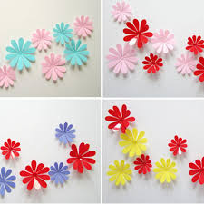 Homemade Paper Flower Decorations Wall Ideas Decoration Gorgeous Art Crepe For Living Paper Diy