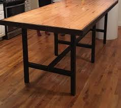 the best metal table legs 2 square