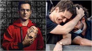 Money Heist actor Pedro Alonso writes an emotional post for his director |  Entertainment News,The Indian Express
