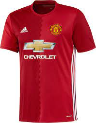 Trikot Manchester United Home 16/17 colore rot - Adidas - SportIT.com