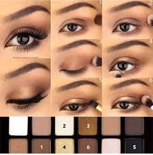 natural eye tutorial