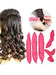 diy sponge curly hair styling tools 5pcs share