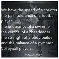 Volleyball Quotes Stunning Volleyball Motivational Quotes Amazing Volleyball Motivational