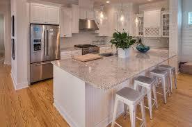 Transitional Kitchen With Raised Panel, Everly 1 Light Mini Pendant KI16222  By Kichler, Glass