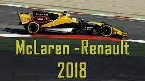 2018 mclaren renault. wonderful 2018 mclarenrenault acuerdo para 2018mp3 for 2018 mclaren renault 1