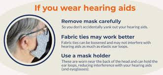 tips for hearing better with face masks