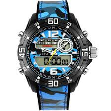 dropshipping camouflage watch strap uk uk delivery on personality camouflage strap led double multifunctional hot style men s fashion watches big dial factory outlet depth of waterproof silicone dropshipping uk