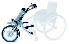 Firefly Electric Lighting Corporation Firefly Electric Attachable Handcycle For Wheelchair This