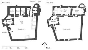 doune castle plan castle floor plans and interior ice castle floor plans