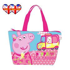 Peppa Pig Bedroom Accessories Peppa Pig Beach Bag Officially Licensed Peppa Toys Bag Food Bag