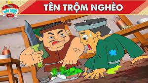 Phim hoạt hình - TÊN TRỘM NGHÈO - Truyện cổ tích việt nam - YouTube
