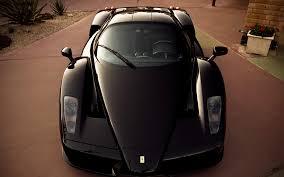 ferrari enzo black wallpaper. 3840x2400 wallpaper ferrari enzo front view hood black k