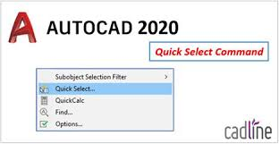 Dotted line is very useful in architecture and all engineering drawing. Autocad 2020 The Quick Select Command Cadline Community