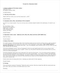 Personal Letter Format 10 Free Word Pdf Documents
