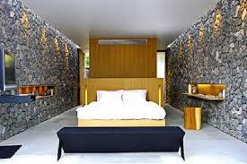 Small Picture Furniture Amazing Unusual Villa Wall Design from Rock and Stone