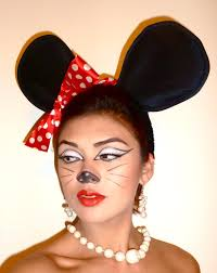 minnie mouse makeup ideas kids