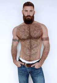 Are hairy men attractive
