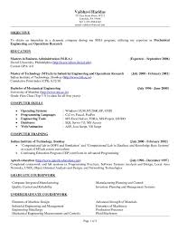 opening objective for resume resume objectives example production support resume resume linux