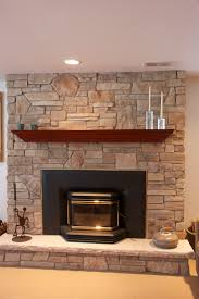 12 inspiration gallery from perfect stone fireplace mantels
