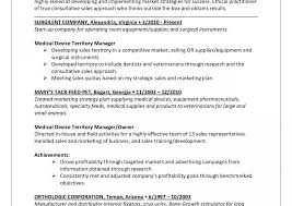 Awesome Medical Device Resume Writing Services Photos Example