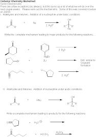 Chemistry Worksheets - payasu.info
