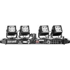 Yorkville Led Lights For Sale Art Lighting Series Four Head Led Lighting System