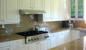 classic brown subway square foot tiles pieces per white tile with grey grout backsplash dark cabinets w80 brown