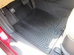 Hyundai Sonata Hybrid Rubber Floor Mats J084 Hyundai sonata