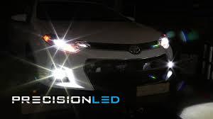2014 Toyota Corolla Fog Light Bulb Toyota Corolla Led Fog Light How To Install 11th Gen 2012