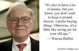 Warren Buffett Quotes Magnificent Trading Quotes 48 Warren Buffett Trade Your Edge