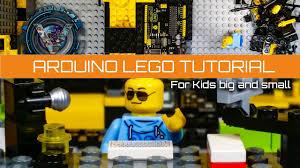 Arduino Lego Arduino Project Hub
