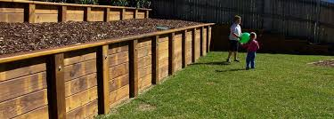Small Picture Timber Retaining Walls Built Outdoor Effects Hamilton