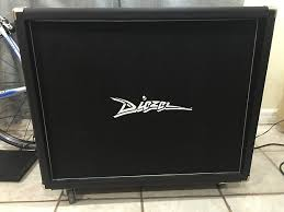 Diezel 2x12 Cabinet V30 Rear-loaded | Reverb