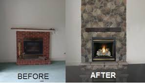 Whether you prefer the traditional style fireplace cladded with large and  irregular stones or your decor style is more modern and opts for something  ...